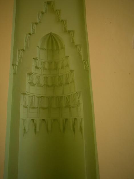 Inerior parede em kusadasi turquia Foto Premium