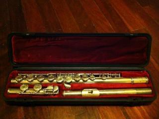 Instrumento flauta Foto gratuita