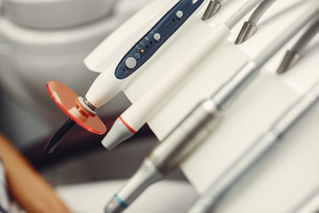 Instrumentos médicos Foto gratuita