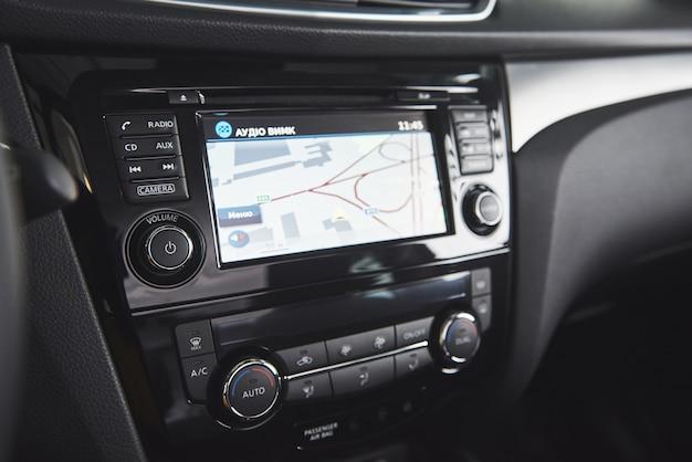 Interior de carro de luxo Foto gratuita