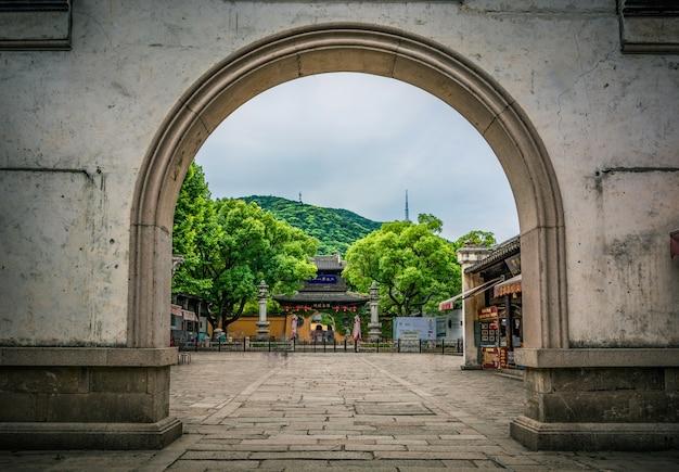 Jardim antigo da china Foto gratuita