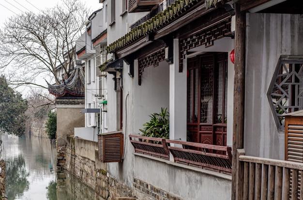 Jardins de suzhou Foto Premium