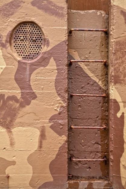 Jersey bunker de escada hdr Foto gratuita