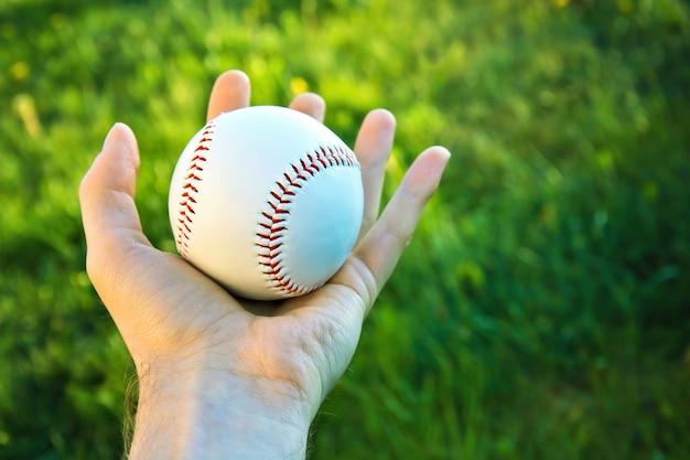 Jogo de baseball. Foto gratuita