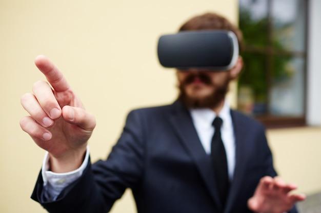 Jogos virtuais Foto gratuita