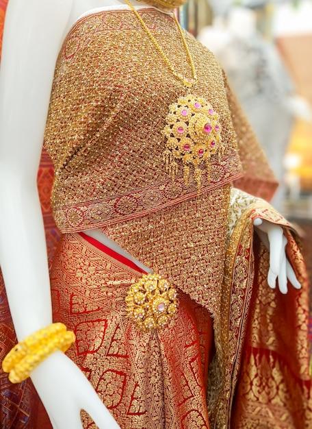 Jóias de ouro para mulher Foto Premium