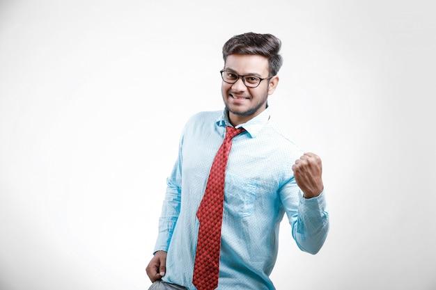 Jovem modelo masculino indiano Foto Premium