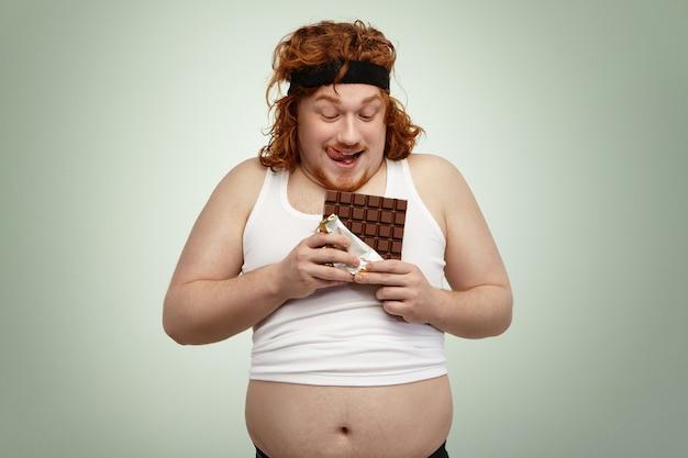 Comer muito chocolate pode te deixar obeso