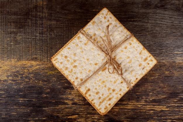 Judeu pesah celebração conceito feriado judaico páscoa Foto Premium