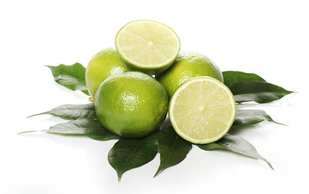 Limões frescos Foto gratuita