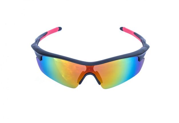 Lindos óculos de sol Foto Premium