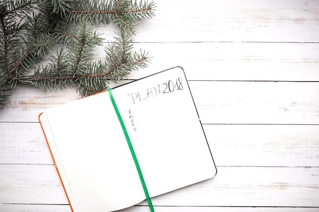 Lista de tarefas para o dia de trabalho Foto gratuita