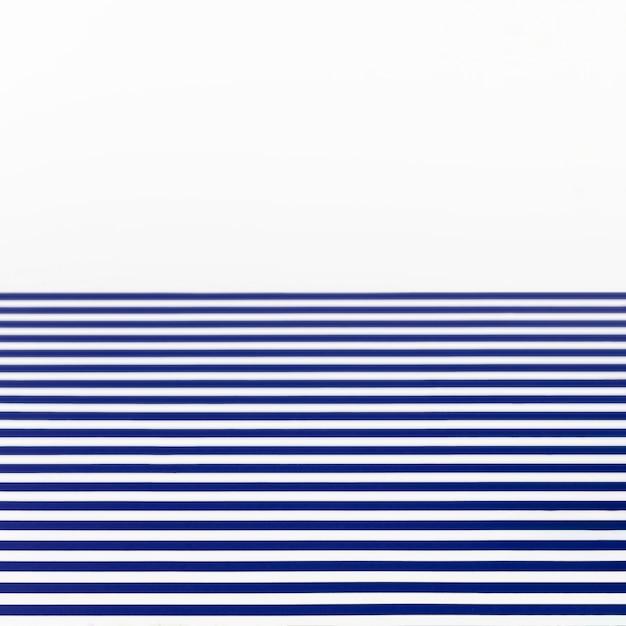 Listras azuis em fundo branco Foto gratuita