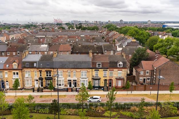 Liverpool house Foto Premium