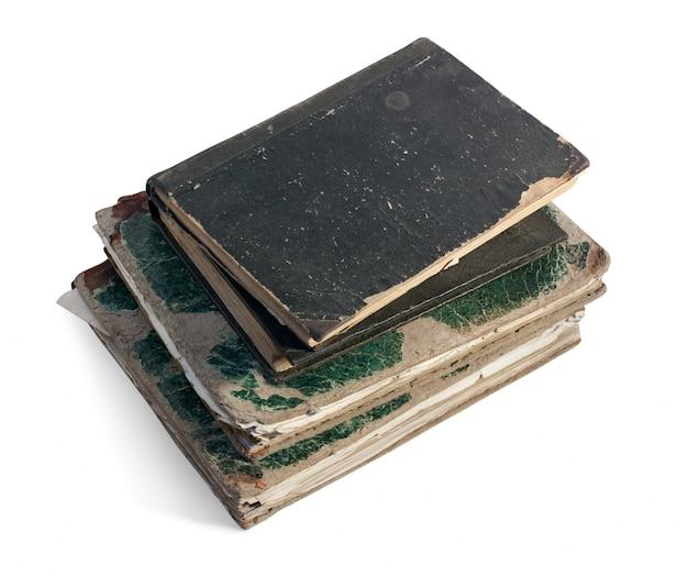 Livros vintage do século 19 Foto gratuita