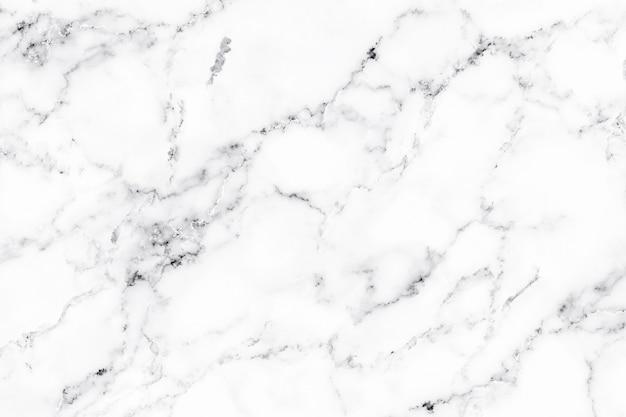 Luxo de textura de mármore branco e fundo para trabalho de arte de padrão de design decorativo. marble com alta resolução Foto Premium