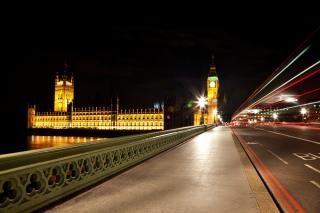 Luzes de londres Foto gratuita