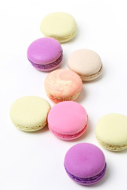 Macaron francês Foto gratuita