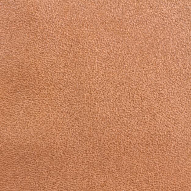 Macro de textura de couro de porco marrom Foto Premium