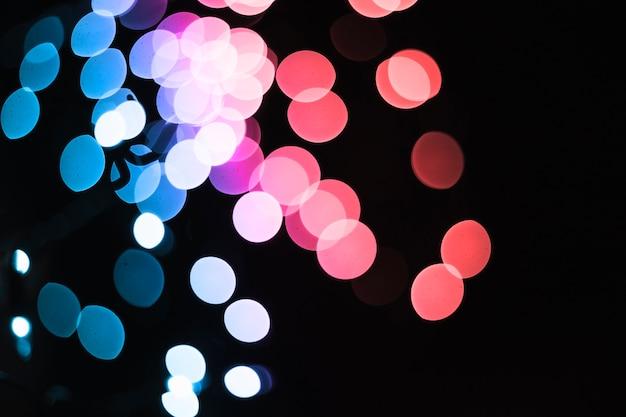 Manchas azuis e rosa Foto gratuita