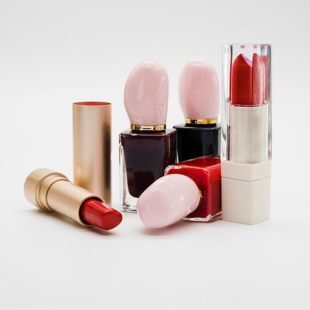 Maquiagem de batom Foto gratuita