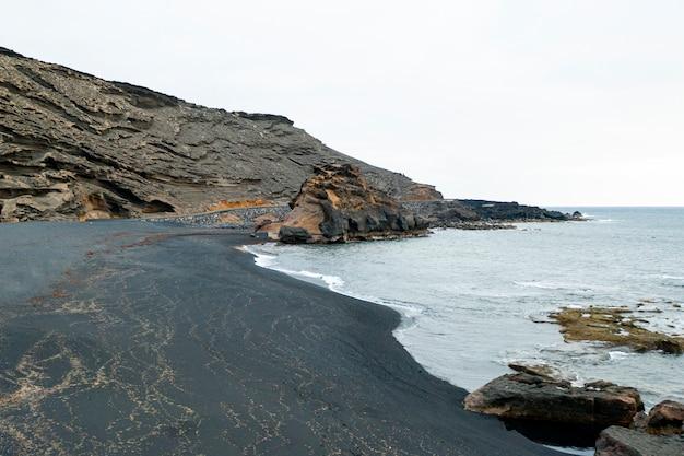 Maravilhosa paisagem do mar Foto gratuita