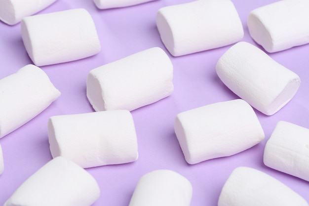 Marshmallows doces Foto gratuita