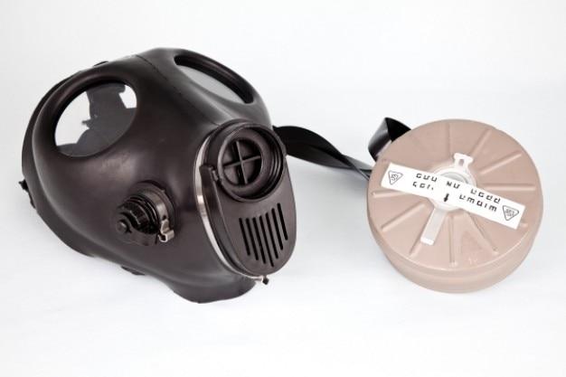 Máscara de gás Foto gratuita