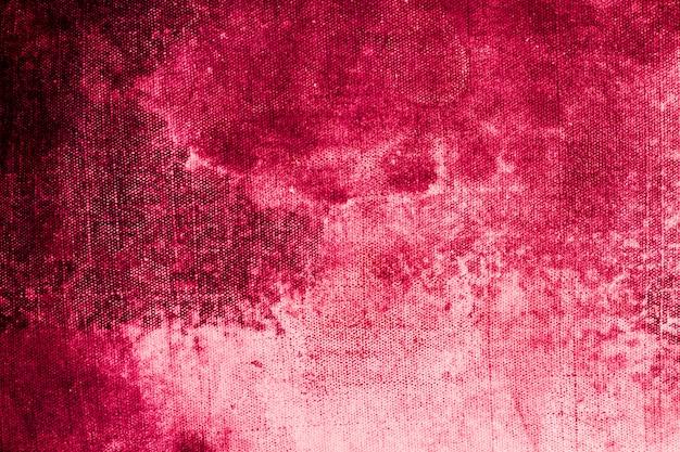 Material de tecido rosa velho rubi com espaço de cópia Foto gratuita