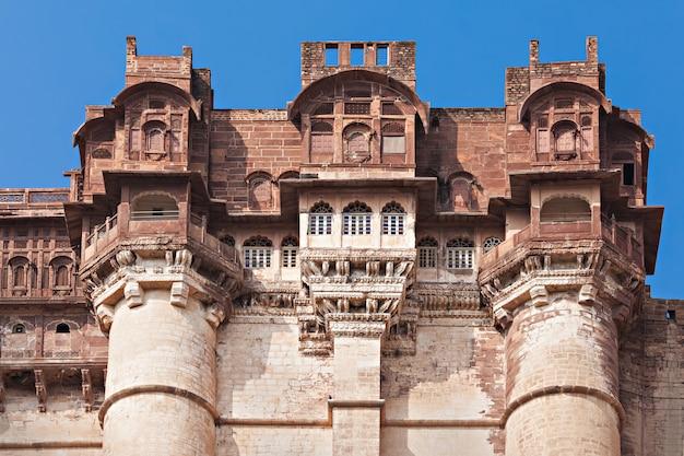 Mehrangarh fort, jodhpur Foto Premium