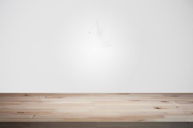 Mesa com fundo Foto gratuita