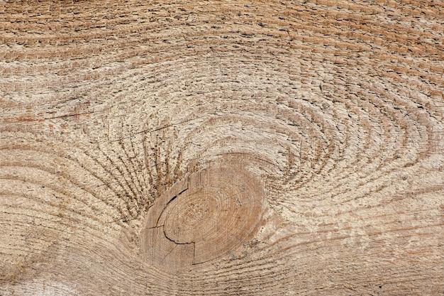 Mesa de madeira velha como pano de fundo Foto gratuita
