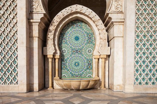 Mesquita de hassan Foto Premium
