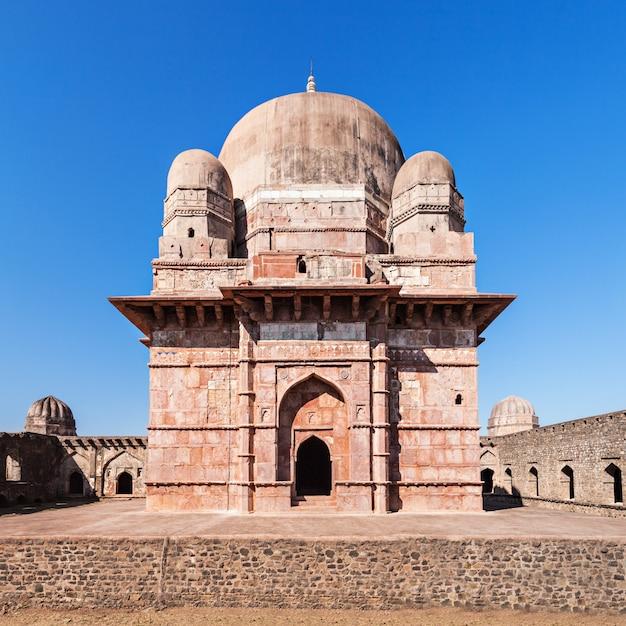 Mesquita em mandu Foto Premium