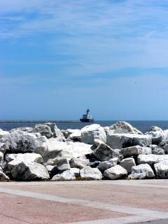Milwaukee harborfront, milwaukee Foto gratuita