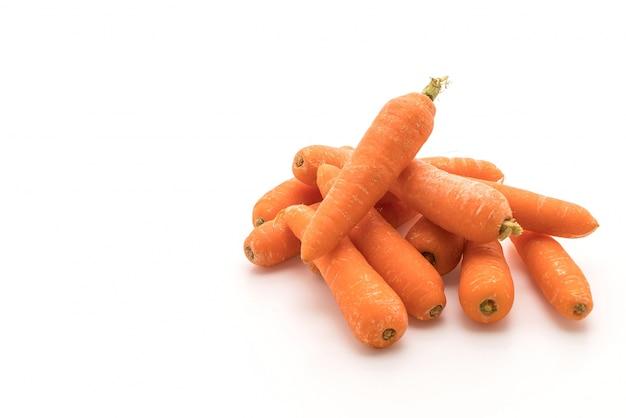 Mini cenouras Foto gratuita