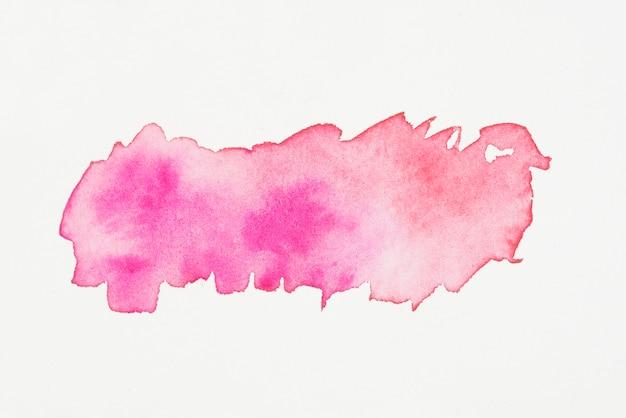 Mistura de aguarela vermelha e magenta Foto gratuita