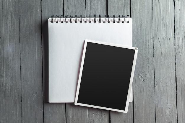 Modelo de negócio de maquete Foto Premium
