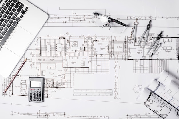 Blueprint vetores e fotos baixar gratis for Costruttore blueprint gratuito