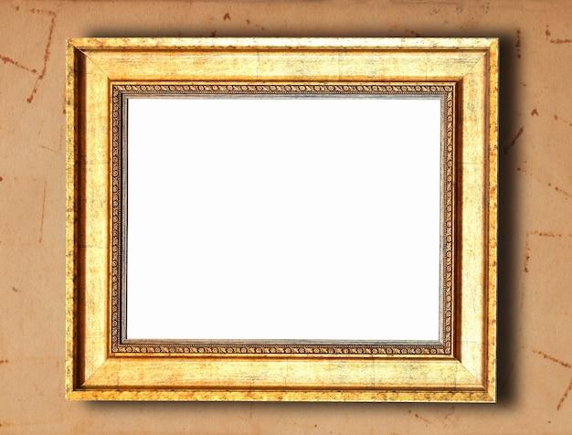 Moldura vintage Foto Premium