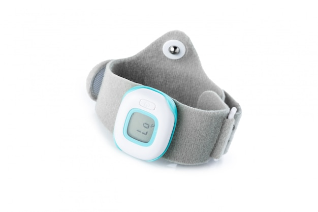 Monitor de frequência cardíaca Foto Premium