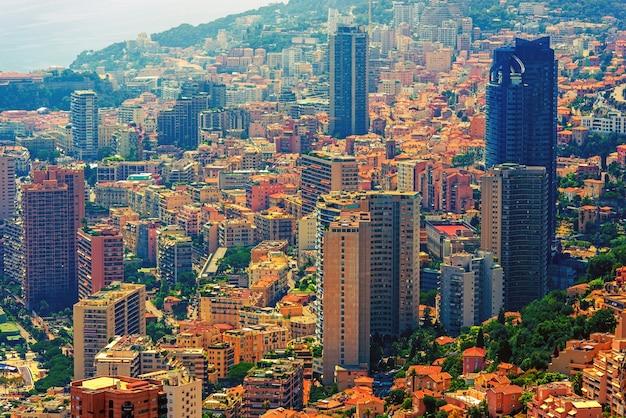 Monte carlo cityscape Foto gratuita