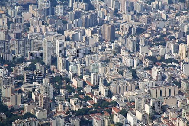 Morro do corcovado no rio de janeiro, brasil Foto Premium