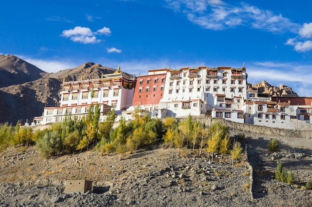 Mosteiro phyang Foto Premium