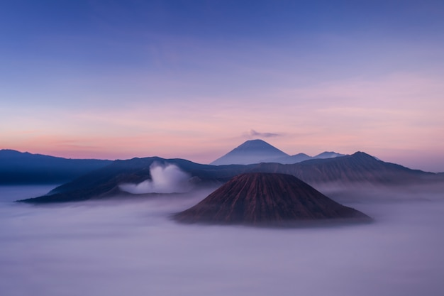 Mt. bromo Foto Premium