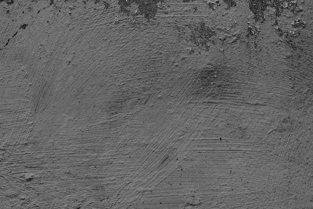 Muro de concreto com rachaduras e arranhões Foto Premium