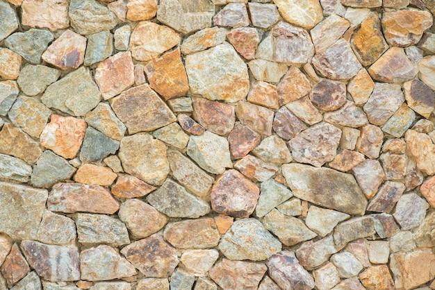 Muro de pedras irregulares Foto gratuita