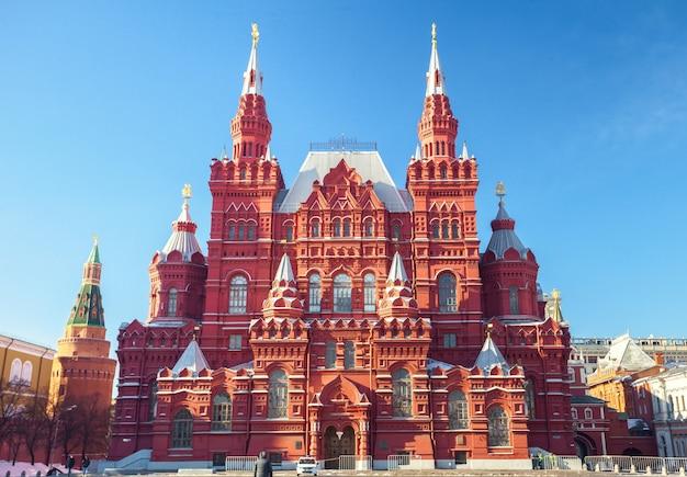 Museu histórico do estado Foto Premium