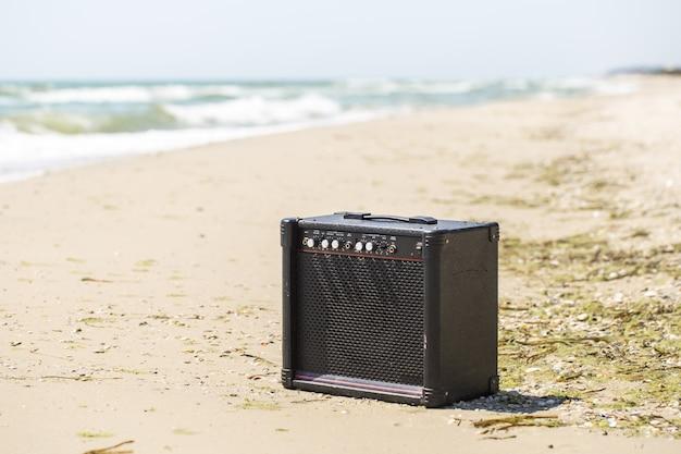 Música de férias Foto Premium