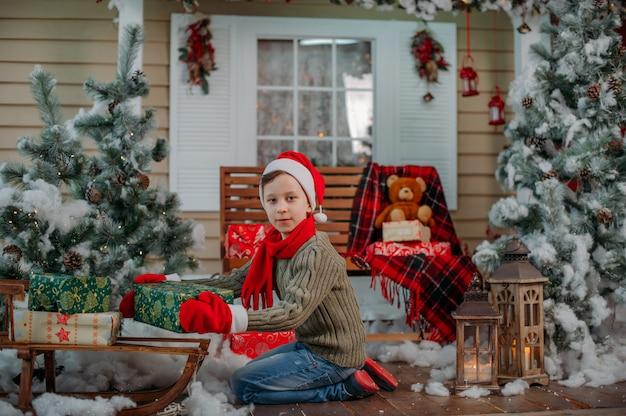 Natal Foto Premium